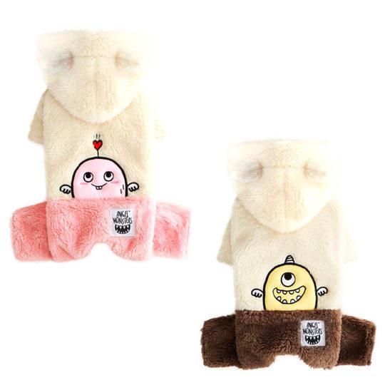 меховые костюмы для собак девочек