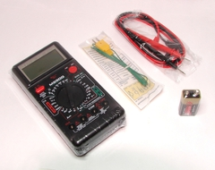 Мультиметр/Тестер S-Line M890G
