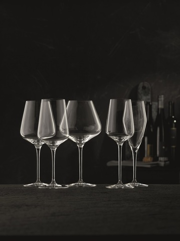ViNova Redwine Glass Set 4