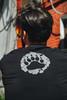 Футболка Варгградъ мужская чёрная «Культ силы»
