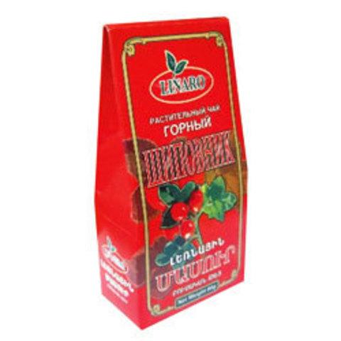 """Травяной чай Горный Шиповник заварочный """"LINARO"""" 60 гр"""
