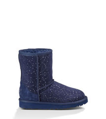 Угги для девочек UGG Kids Classic Constellation Navy