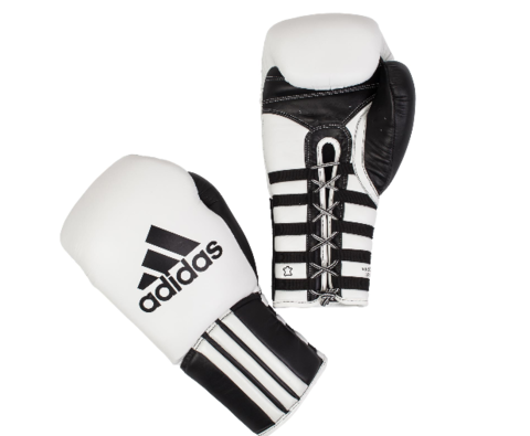 Перчатки боксерские Adidas Super Pro Safety Sparring Lace Quick Pull adiBC22 (1)