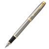 Parker IM Core - Brushed Metal GT, перьевая ручка, F