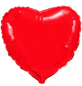 Сердце из фольги