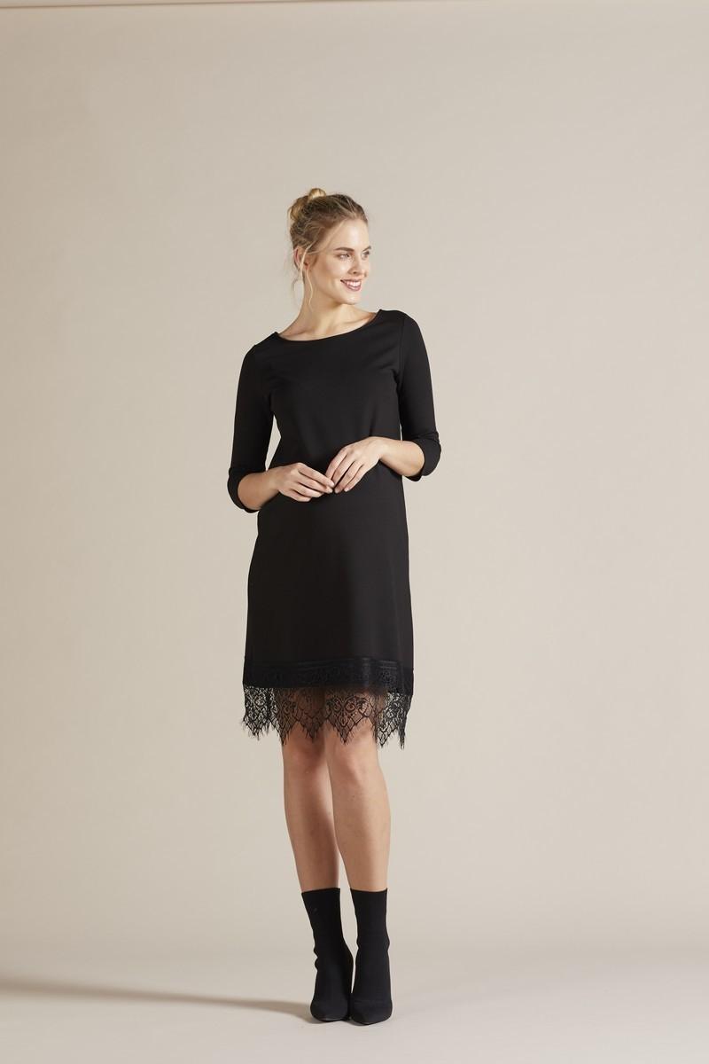 Платье 09745 черный