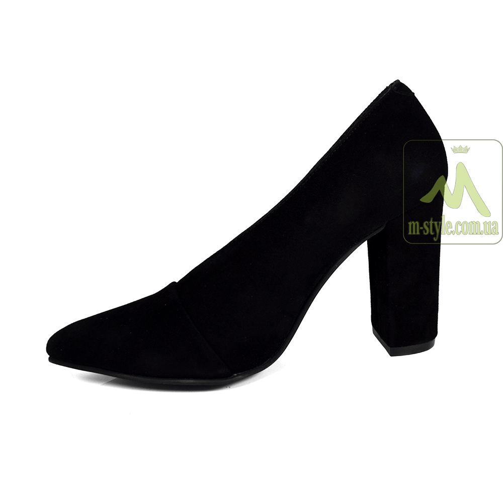 6fcace56e Туфли из натуральной замши черного цвета. Каблук 9 см. Невероятно удобная  колодка. Потрясающе смотрятся на ножке.