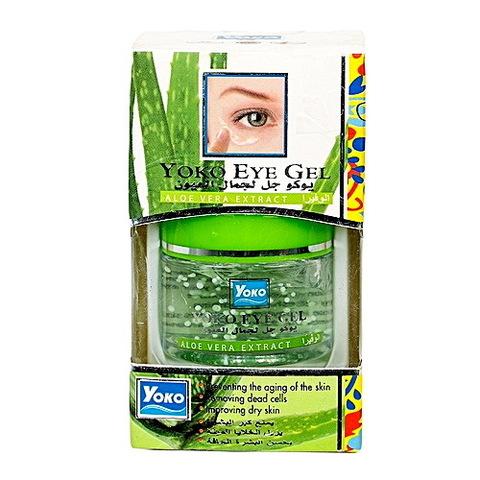 Гель для ухода за кожей вокруг глаз Yoko Eye Gel Aloe Vera Extract, 20 мл