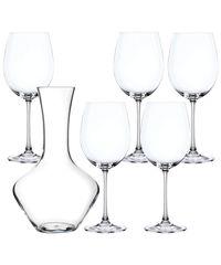 Набор фужеров для вина 4шт 763мл и декантер 1500мл Nachtmann Vivendi