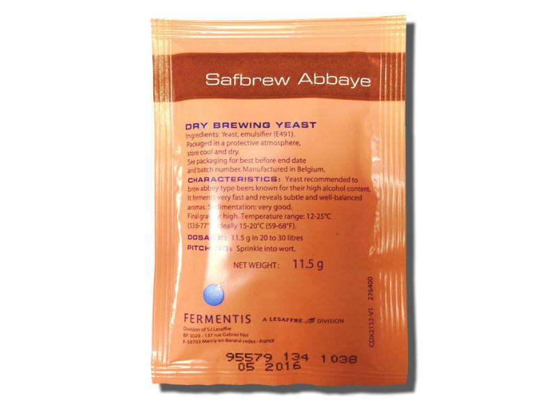 Дрожжи пивные Дрожжи Fermentis Safbrew Abbaye BE-256 918_P_1447696816199.jpg