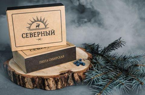 Табак для кальяна Северный Сибирская пихта