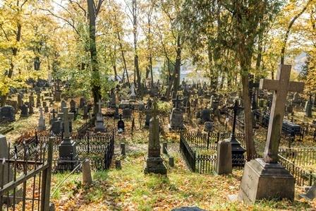 Проект кладбища