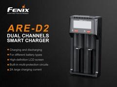 Зарядное устройство Fenix ARE-D2 (Li-ion, Ni-MH, Ni-Cd)