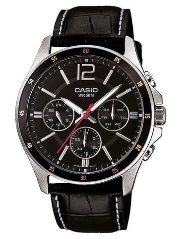 Купить Наручные часы CASIO MTP-1374L-1AVDF по доступной цене
