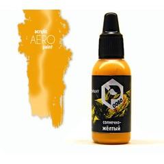 Pacific.Солнечно-жёлтый (Sunny yellow) AERO