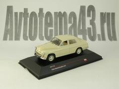 1:43 Warzawa 203 1964