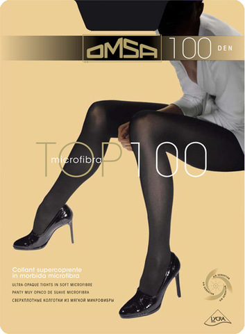 Колготки Top 100 Omsa