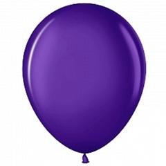 МЛ 10'' Фиолетовый (260), пастель, 100 шт.