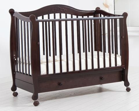 Детская кроватка Гандылян Моника колесо