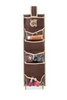 Органайзер для мелочей 14 карманов двусторонний, Париж, Горький Шоколад