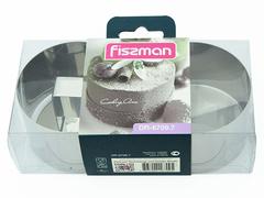 6709 FISSMAN Набор кулинарных колец с прессом