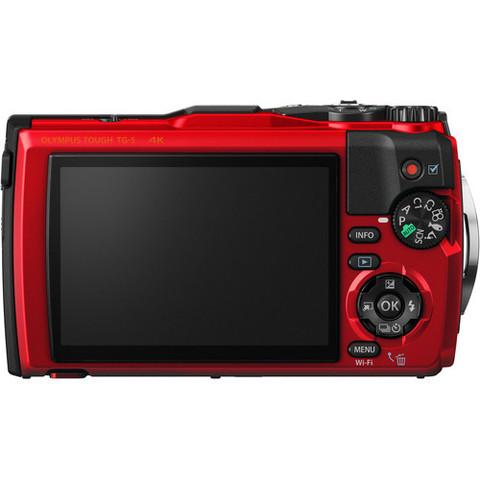Цифровой фотоаппарат Olympus Tough TG-5