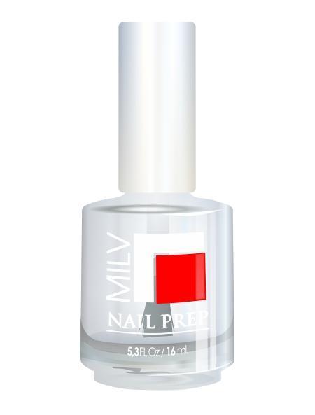 Дегидратор MILV, Обезжириватель дегидрант, 16 мл, NAIL PREP milv-nail-prep-16ml.jpg