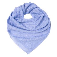 KC271-3 платок, голубой