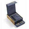 Набор подарочный Waterman Carene - Essential Black GT, шариковая ручка, M + блокнот