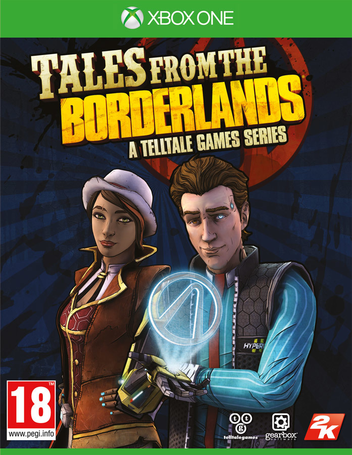 Tales from the Borderlands [Xbox One, английская версия]