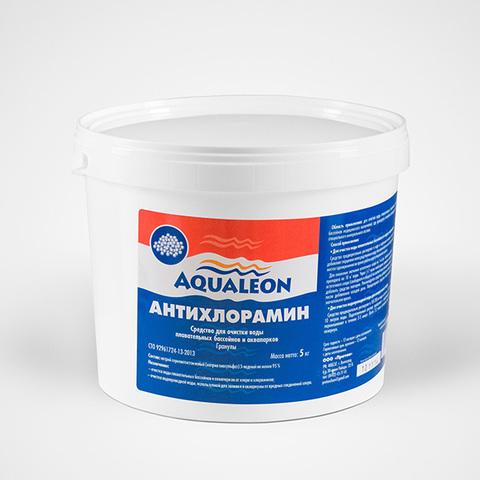 Aqualeon Антихлорамин в гранулах 5 кг