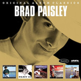 Brad Paisley / Original Album Classics (5CD)