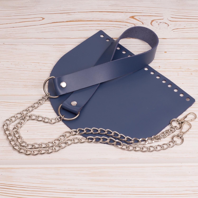 """Каталог Комплект для сумки """"Темно-синий"""" IMG_4430.JPG"""