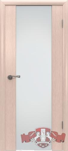 8ДО5 ТРИПЛЕКС белый, Дверь межкомнатная,Владимирская Фабрика Дверей