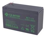 Аккумулятор для ИБП B.B.Bаttery BC7-12 (12V 7Ah / 12В 7Ач) - фотография