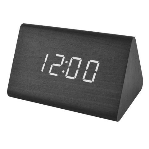 Часы сетевые 864-6 белые, USB
