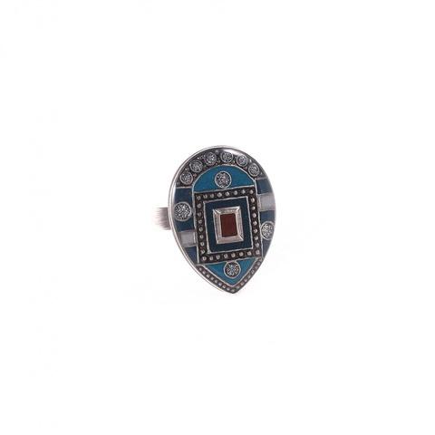 Кольцо Clara Bijoux K73367 BL