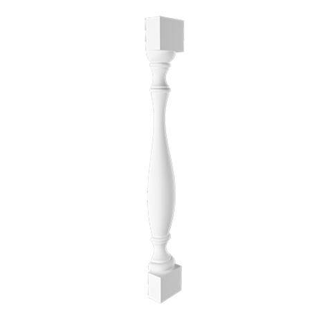 Полубалясина Европласт из полиуретана 4.71.211, интернет магазин Волео