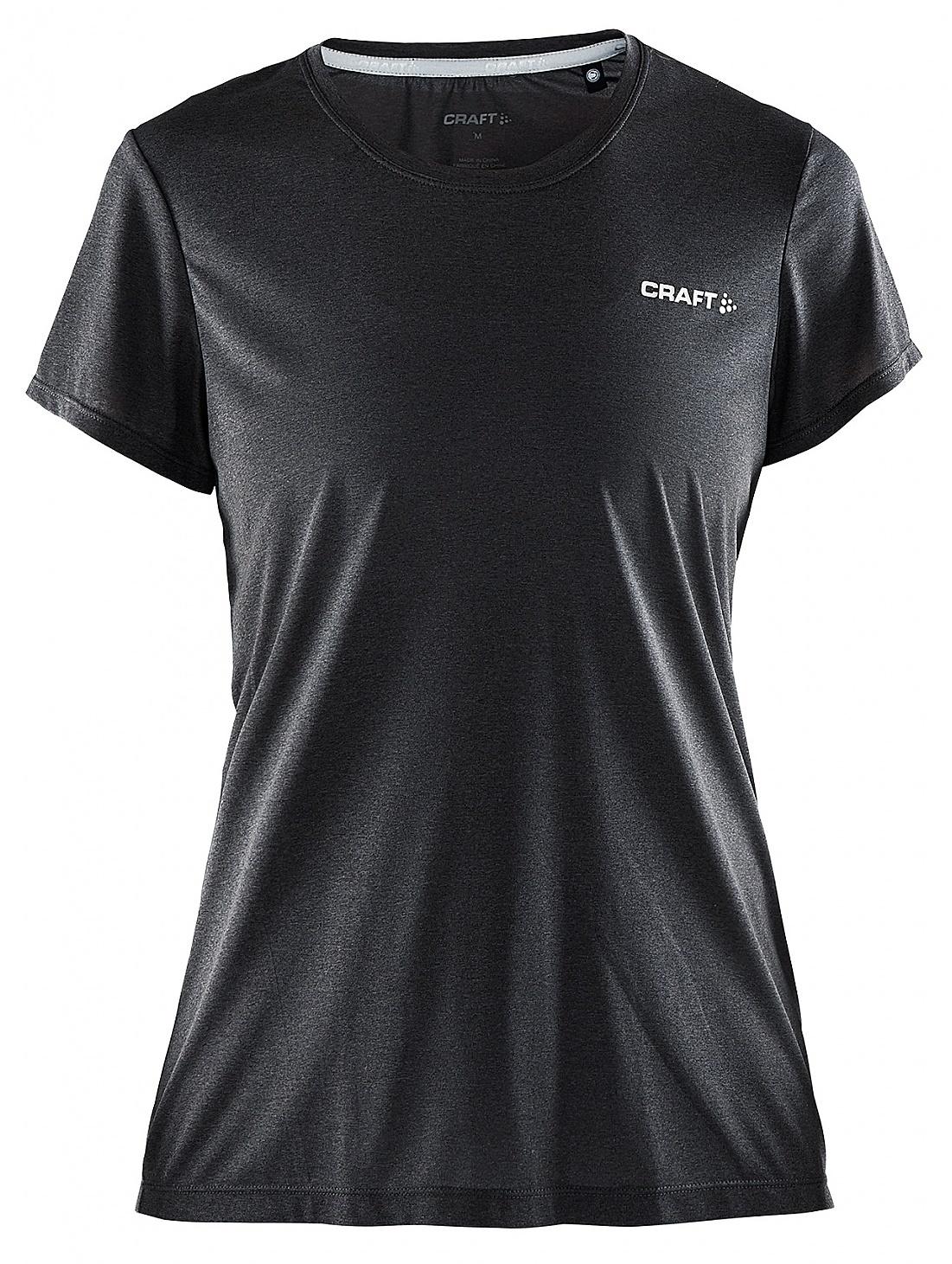 Женская футболка Craft Training Pure Light (1903320-9999) черный