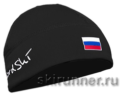 Лыжная шапка Nordski Black Russia
