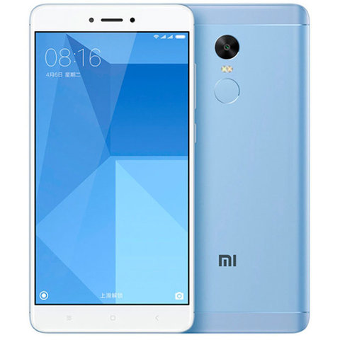 Xiaomi Redmi Note 4X 64 GB Blue