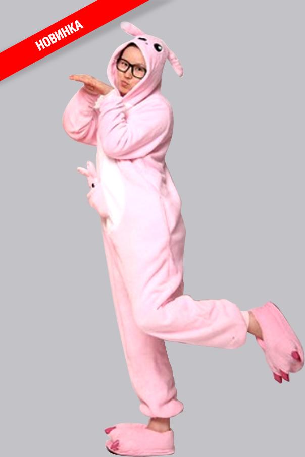 Пижамы кигуруми Розовый Кенгуру розовый кенгуру.jpg 8b19d0a3b0319