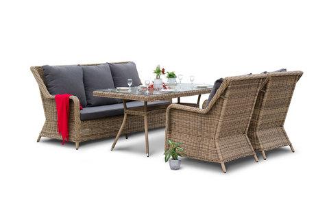 Комплект мебели «Гляссе»