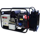 Генератор бензиновый EUROPOWER EP16000TE - фотография