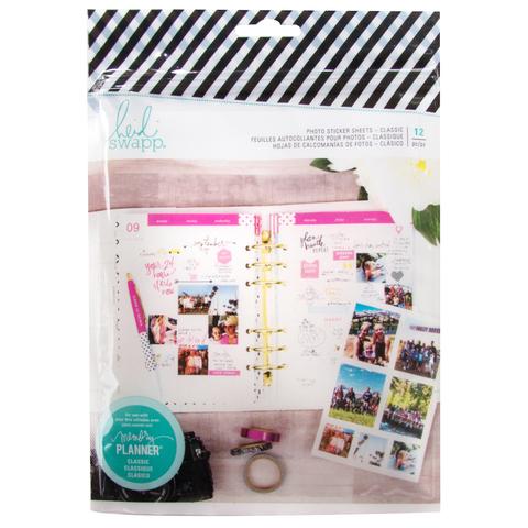 Клеевая фотобумага FRESH START HP PHOTO PAPER – CLASSIC