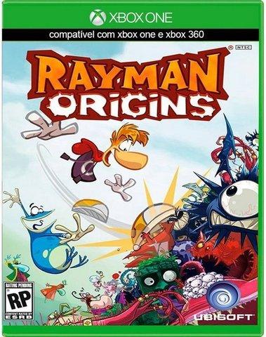 Xbox One Rayman Origins (русская версия)