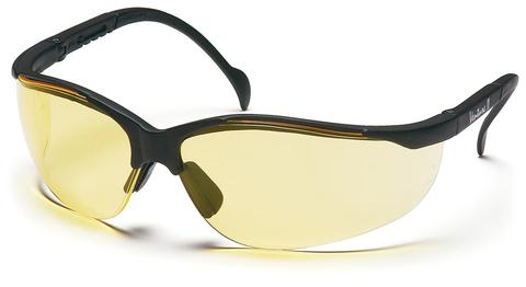 Очки баллистические стрелковые Pyramex Venture 2 SB1830S желтые 89%