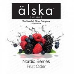 Сидр ALSKA Nordic berries