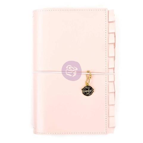 Блокнот-Prima Traveler's Journal Standard Size  -Sophie- 14 х22,5 см. Эко-кожа.