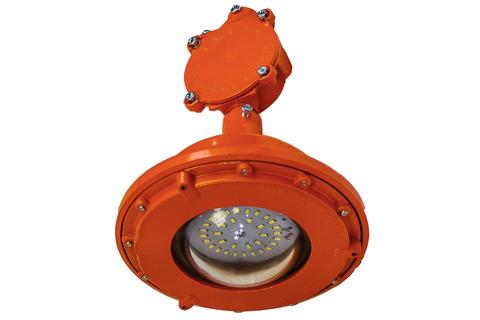 Светильник взрывозащищенный ДСП 57МД-30-001 УХЛ1 1ExdIIBT6Gb TDM